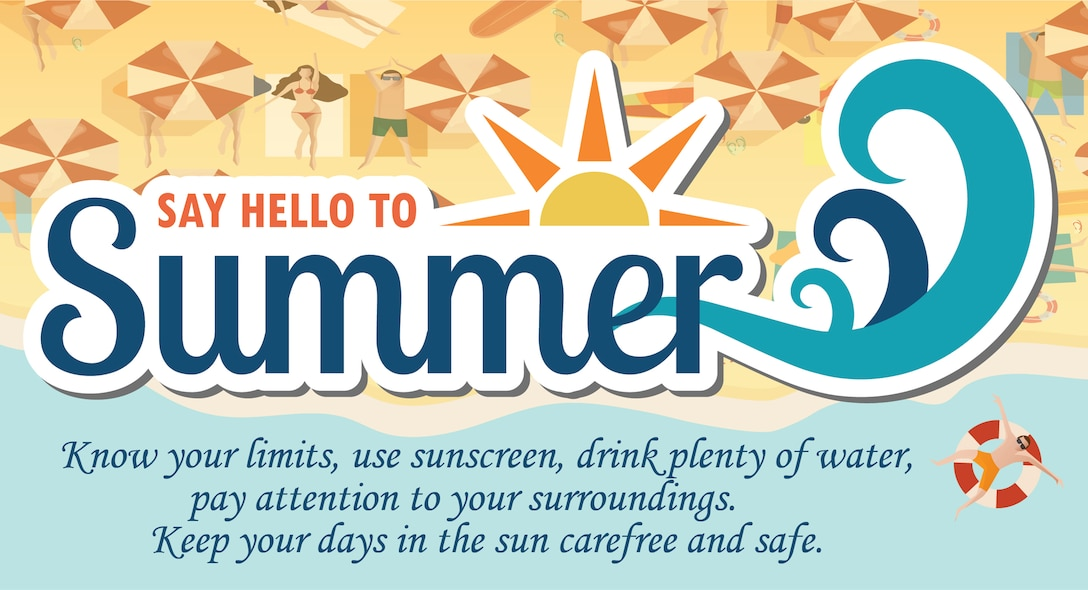 Summer weather is here and with it comes the desire to spend hours outside. For hundreds of people, though, summer festivities will end badly because they failed to take proper safety precautions.