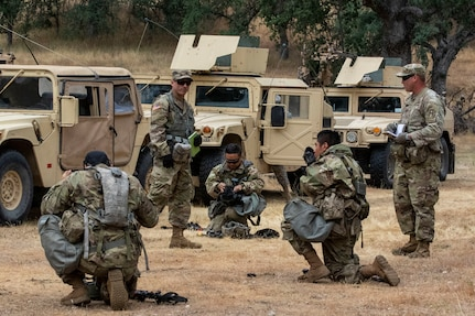 91st TD partners with 4th Cav. at training exercise