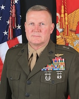 Maj. Gen. Bradley S. James