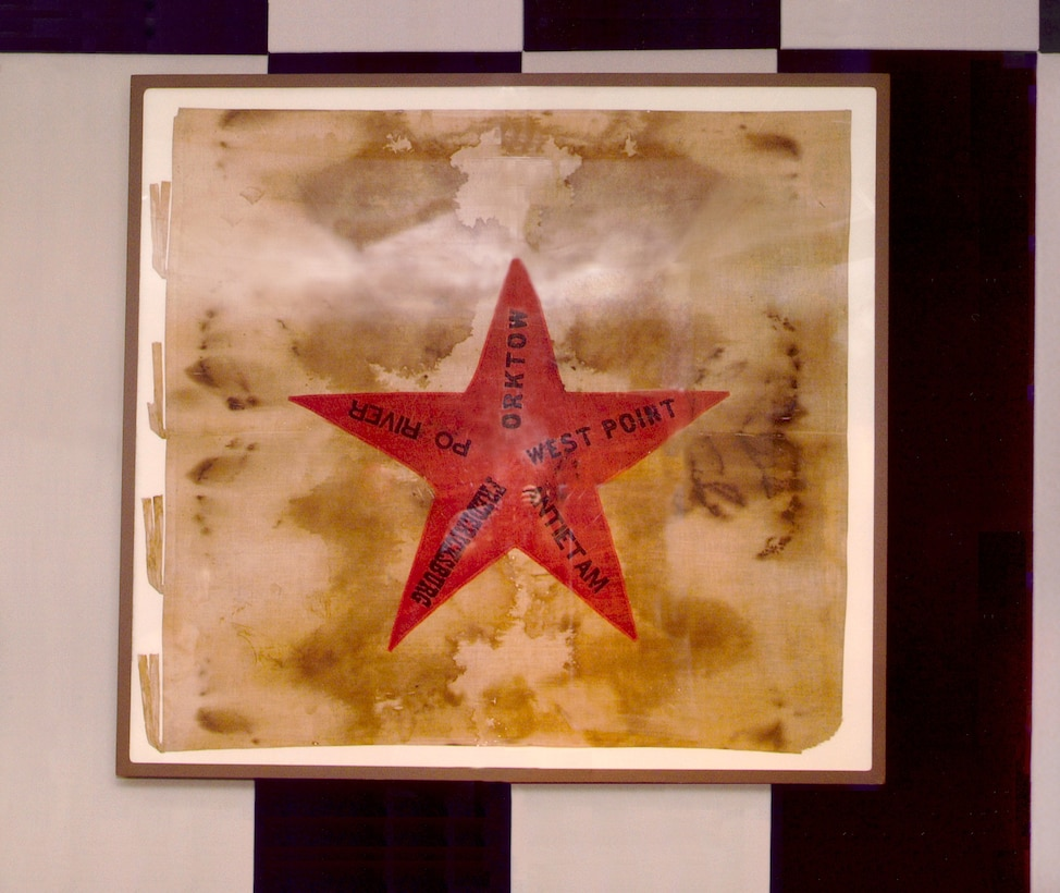 American Civil War: U.S. Army Signal Flag