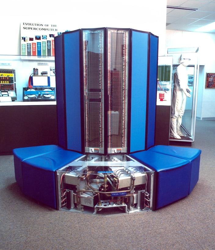 Computer Development: Cray Supercomputers