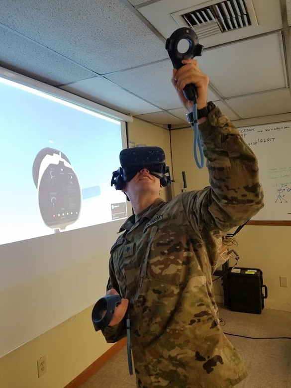 U.S. Army Reserve engineer gets big picture at JWA 2019