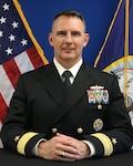 Rear Admiral Scott Robertson