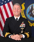 Rear Admiral Milton Sands III