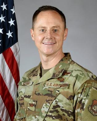 Col. Tad D. Clark