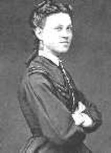 A photo of Ida Lewis