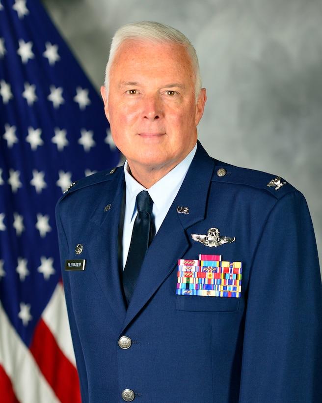 Official Portrait of Colonel Scott L. McLaughlin