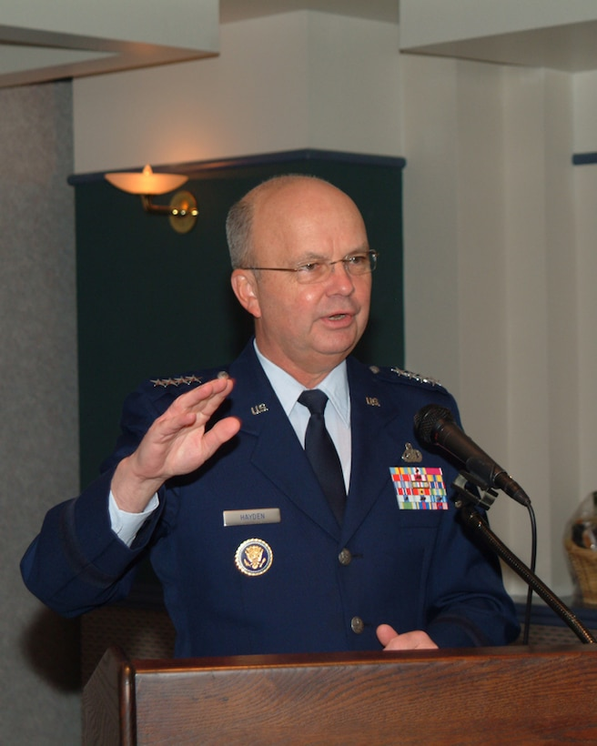 NSA Director Hayden and 100 Days of Change