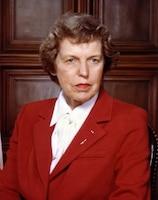 Ann Z. Caracristi, NSA Deputy Director April 1980 - July 1982