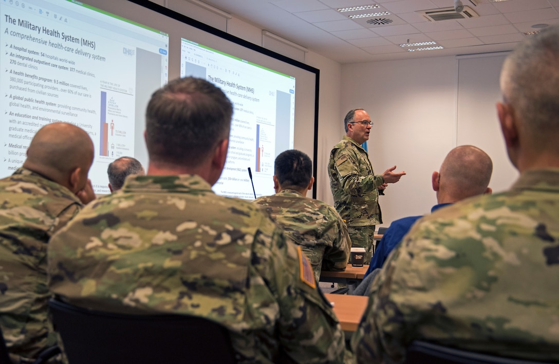 AFRICOM holds annual Command Surgeon Synchronization Conference