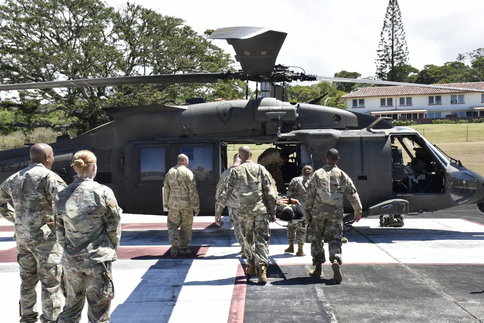 Joint Hurricane Exercise Tests Tripler's COMMS to Improve Emergency Readiness