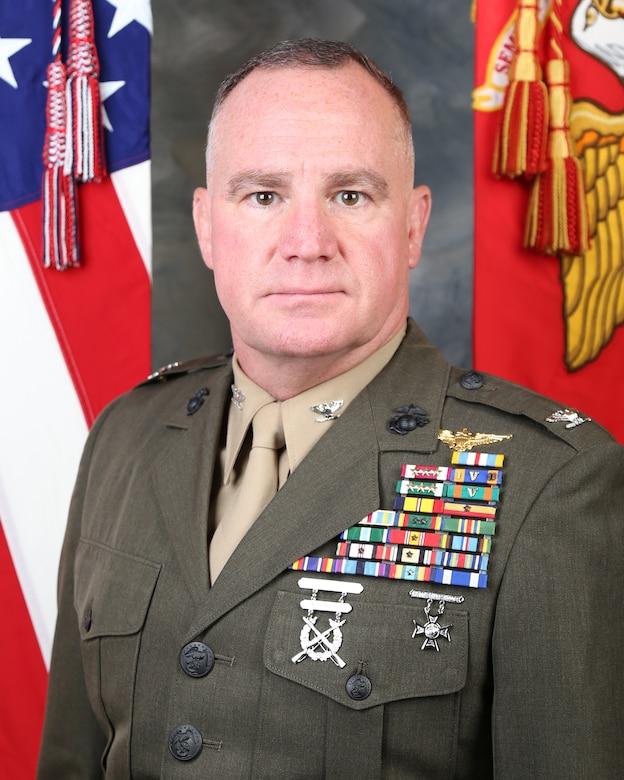 Commanding Officer, Marine Aircraft Group 39