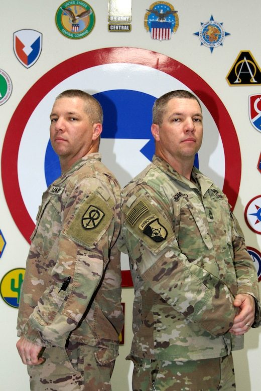 Third Time Is a Charm - Twin Brothers Deploy Together Again
