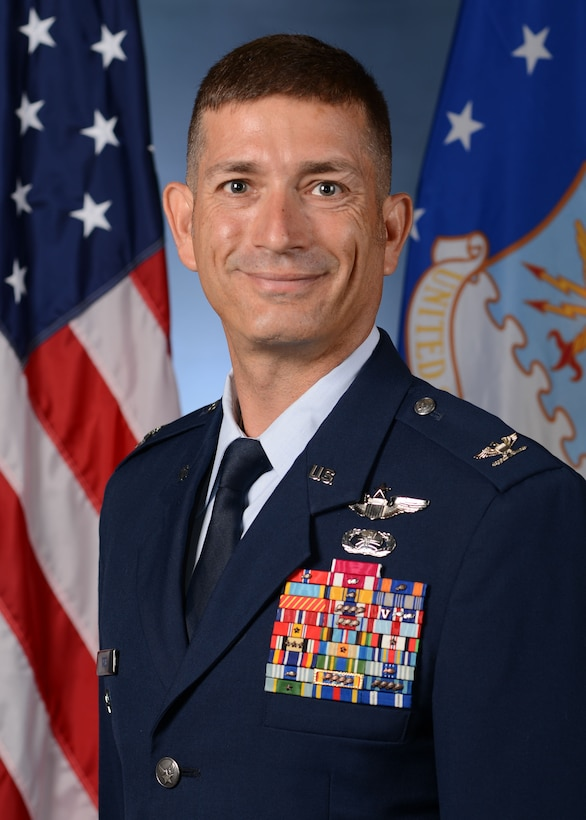 Col. Bryan E. Tash is the Deputy Commander, Ninth Air Force, Shaw Air Force Base, South Carolina. Ninth Air Force organizes, trains, and equips its headquarters to be a deployable, operational-level Joint Task Force and its subordinate commands to prepare for an execute expeditionary taskings. Additionally, Ninth Air Force commands eight wings and three direct reporting units in the Southeastern, U.S., ensuring the operational readiness of more than 400 aircraft and 26,000 active duty and civilian members.