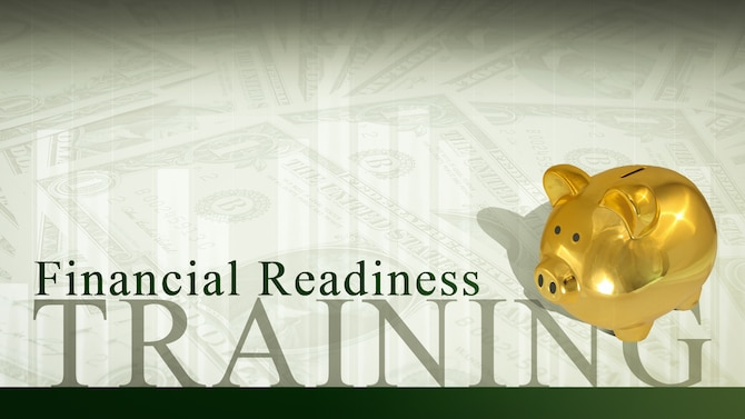 Financial Readiness Training Graphic