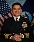 Rear Admiral Alan Reyes