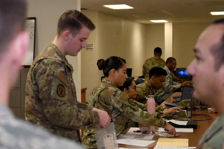 a photo of the personnel deployment function line