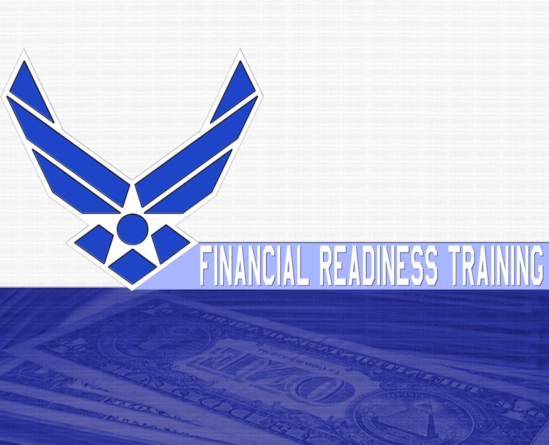 New financial training requirements are scheduled to take effect for all Air Force Reservists Nov. 15th. (U.S. Air Force graphic / A1C Harrison Withrow)