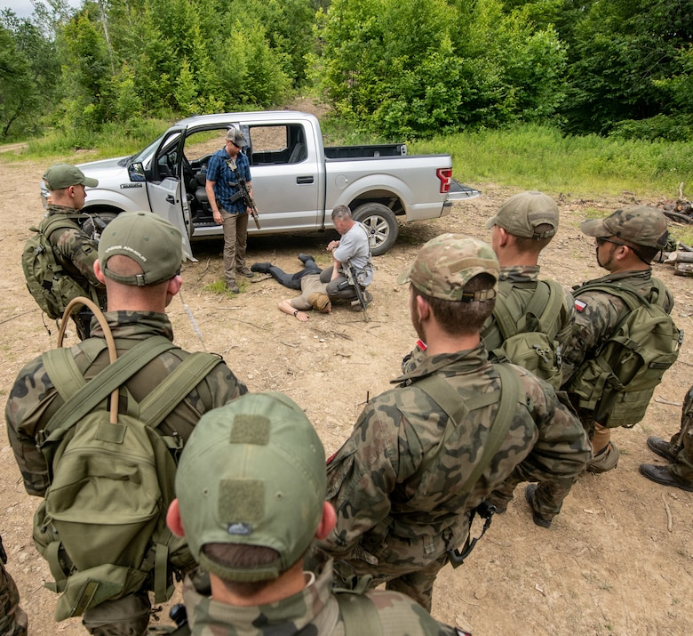 Ridge Runner is a West Virginia Army National Guard training program that provides various National Guard, active duty, and North Atlantic Treaty Organization (NATO) ally nation armed forces with training and experience in irregular and asymmetrical warfare tactics and operations.