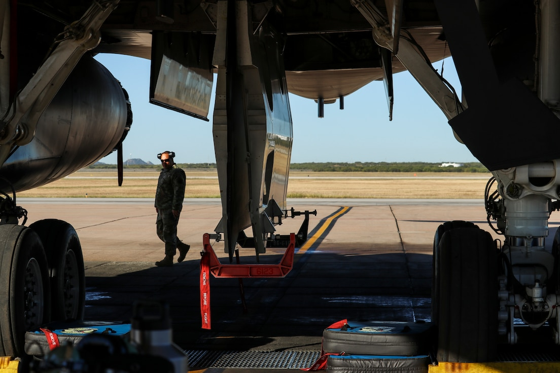 Dyess AFB Airmen prove readiness in Global Thunder  20