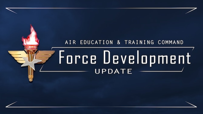 AETC Force Development Update