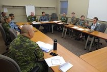 Pacific Air Forces Airmen Participate in Junior Enlisted Leadership Forum in Canada