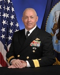 Rear Admiral Mark Moritz