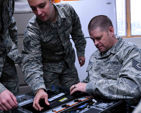 The 910th Communications Squadron is training and launching Mission Defense Teams, or MDTs, to defend critical network infrastructure and connected weapon systems.