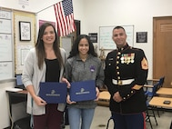 St. Louis students recognized for attending Prestigious Marine Corps Summer Program