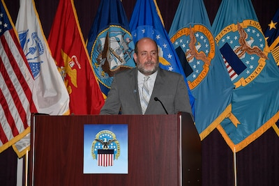 James Doelling, director of the Battle Creek, Michigan Veterans Affairs Medical Center
