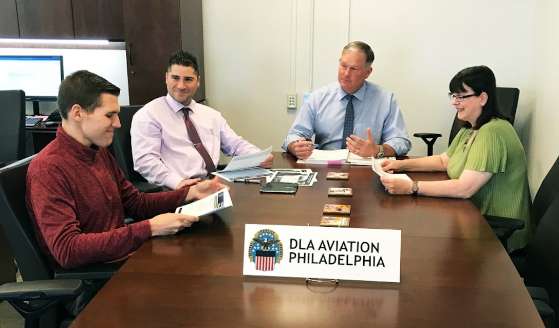 DLA Aviation Philadelphia setting records in its support of the nation's warfighters