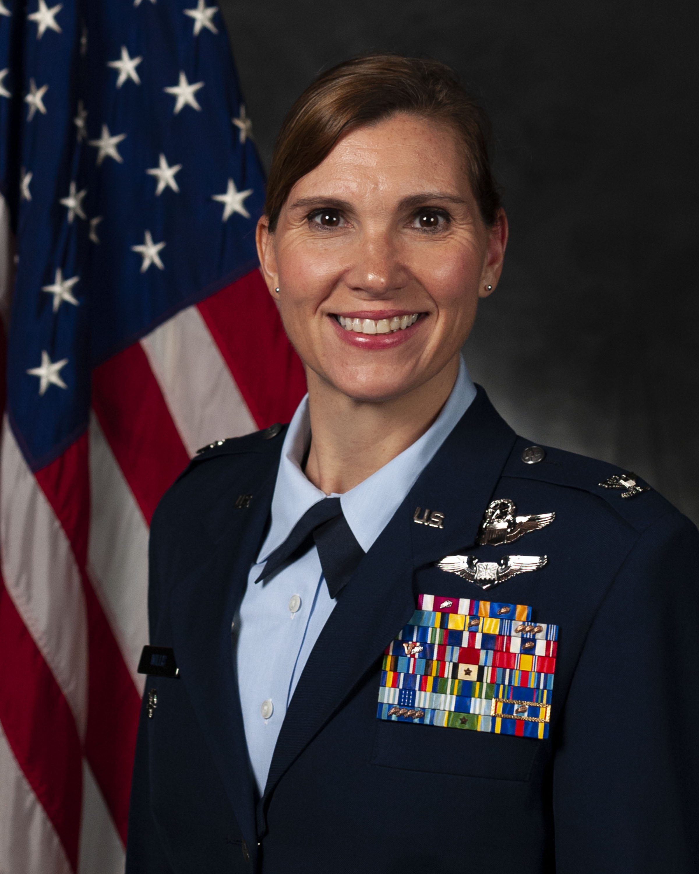 Colonel Danielle Willis