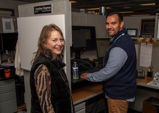DeAnna Pedersen, Procurement branch head, Jonathan
