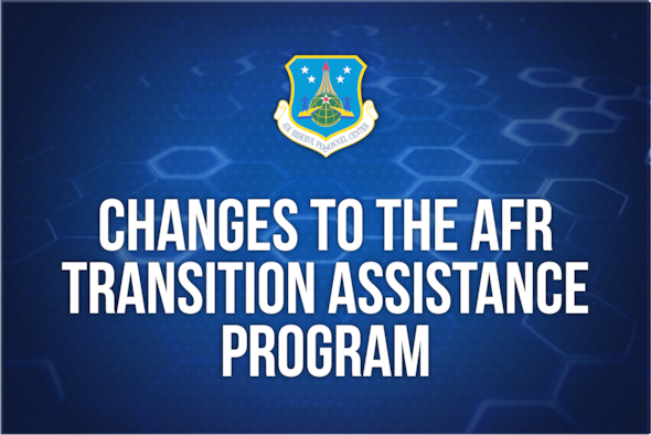 Changes to the TAP program