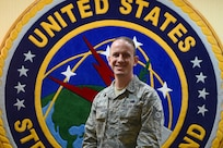 The Enlisted Corps Spotlight for November is Tech. Sgt. Kyle Eisenbarth
