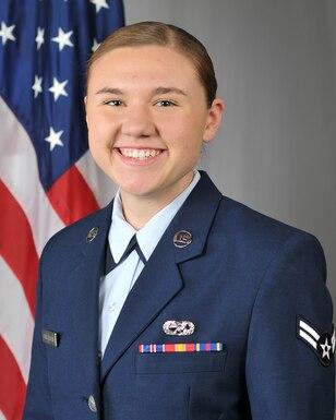 Airman 1st Class Hannah Christensen