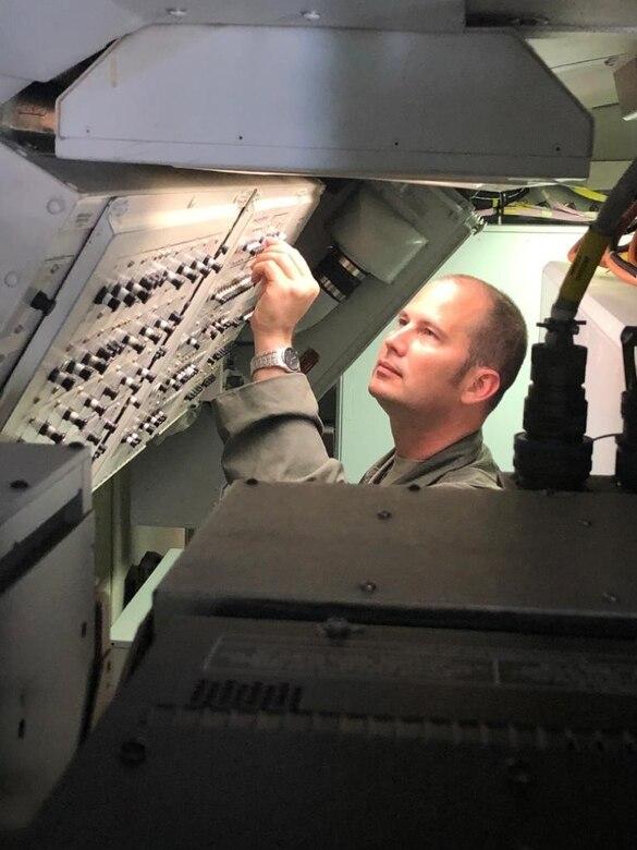 AFDW Around the World: Meet Tech. Sgt. Benjamin Noyes