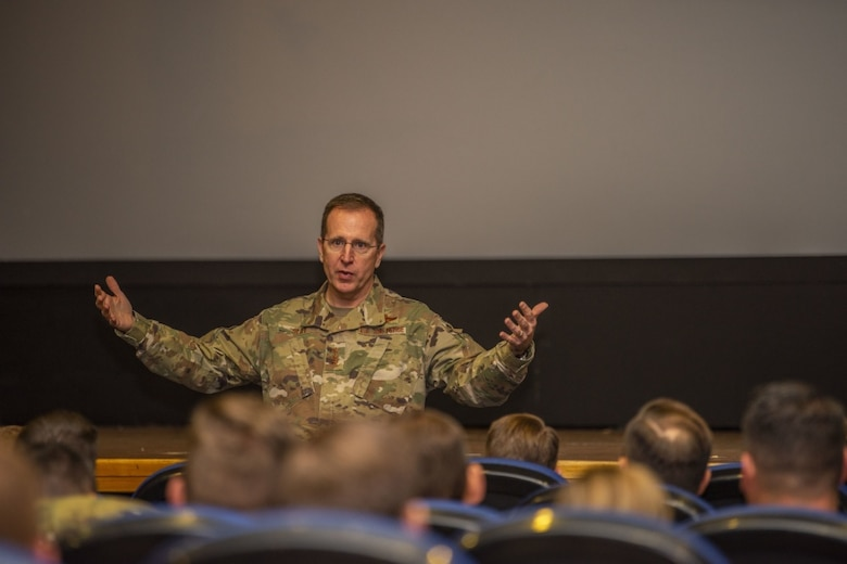 Lt. Gen. Slife also highlighted the value of developing individuals capable of leading in a joint environment. Although he noted that AFSOC already does a good job of this, he reiterated that it still has much to learn from other organizations in the United States Special Operations Command.