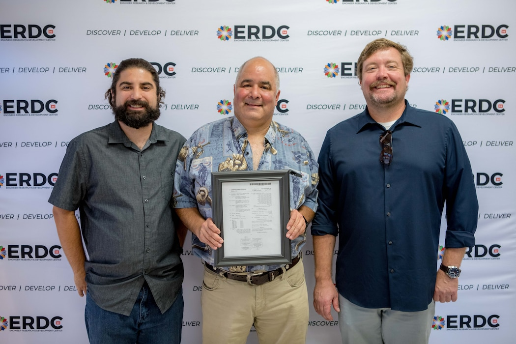 ERDC-EL gets patent for recyclable graphene oxide/chitosan composite membrane.