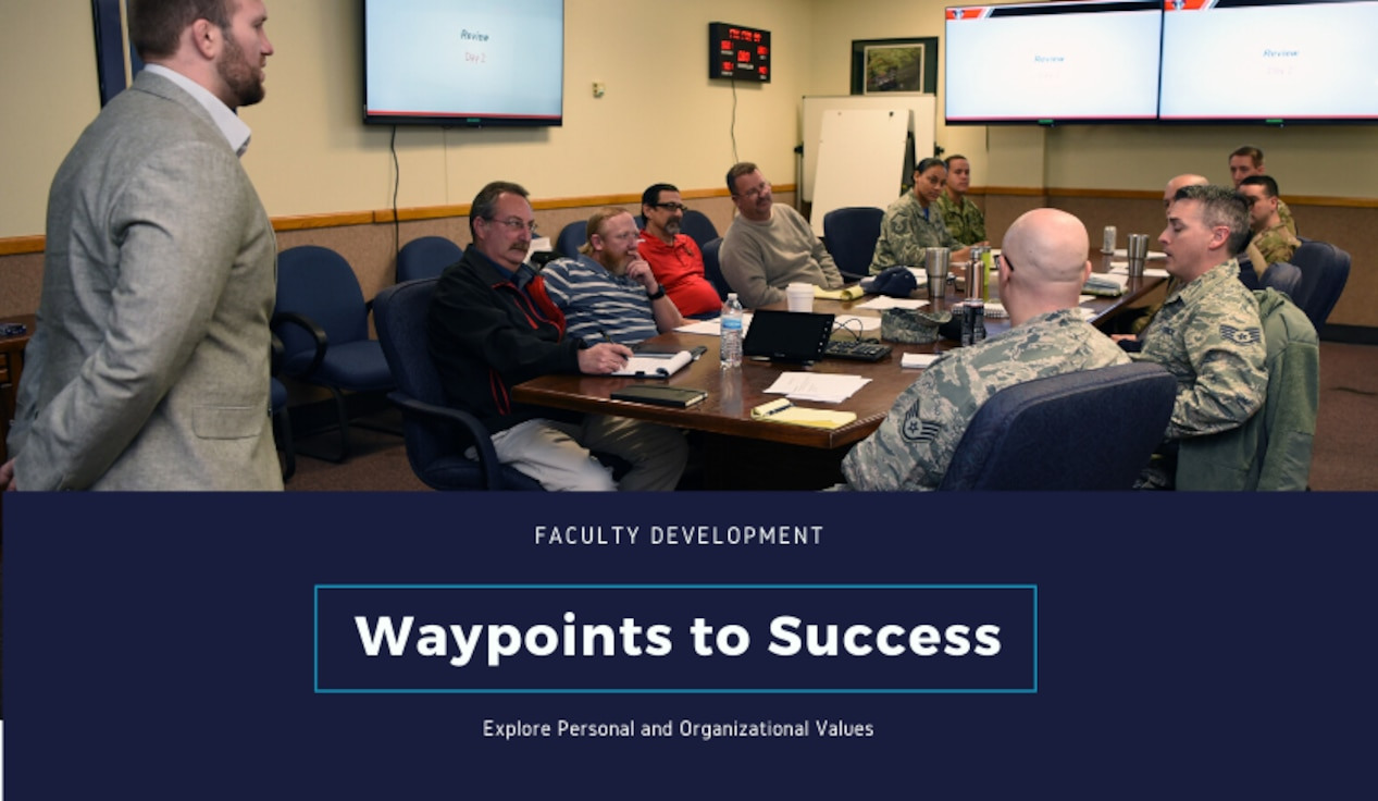 Waypoints to Success