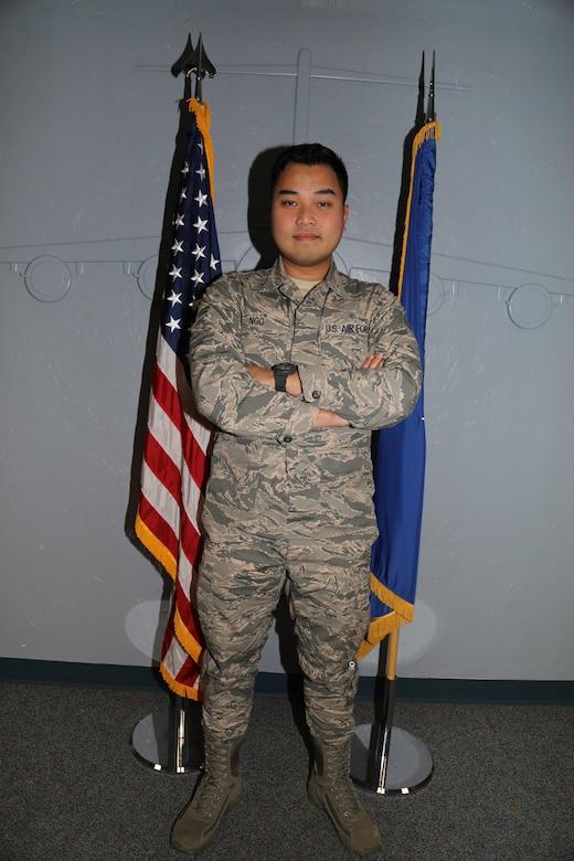 Airman First Class Kha Ngo