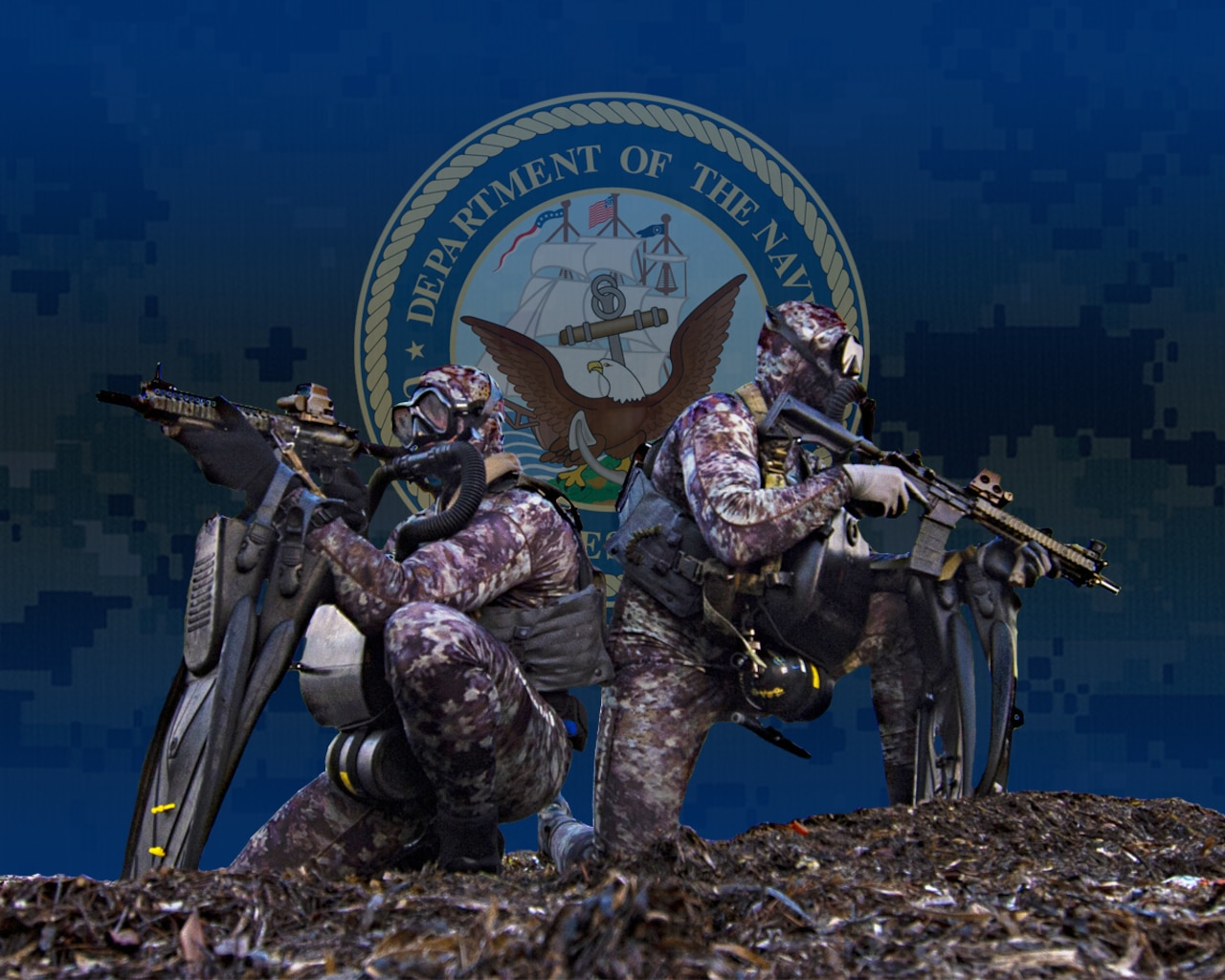 Operational and administrative — an interactive look at the Navy's organizational structure.