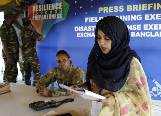 Oregon National Guard Joins International Exercise, Exchange