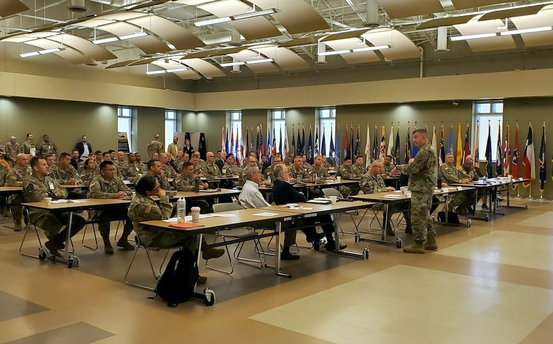 Worldwide PSYOP Conference provides sharing forum for leaders