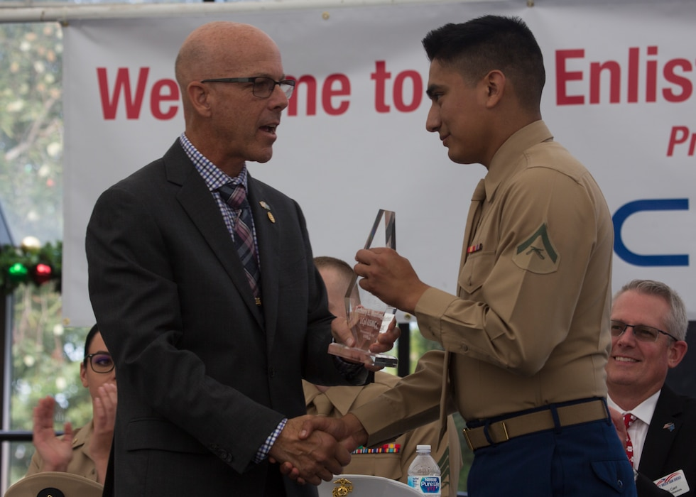 Enlisted Recognition Luncheon