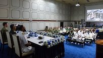 U.S. and Bangladesh Navies Conclude Cooperation Afloat Readiness and Training 2019