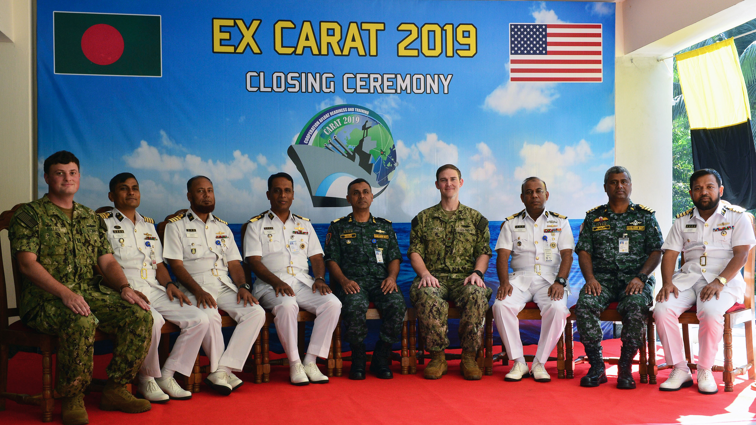 U.S. and Bangladesh Navies Conclude Cooperation Afloat Readiness and Training 2019 > U.S. Indo-Pacific Command > 2015