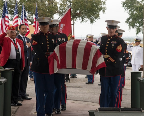 More than 70 years after they died fighting for their country, the remains of two World War II service members were laid to rest during separate services at Fort Sam Houston National Cemetery in early November. Funeral services were held for 2nd Lt. Toney Gochnauer Nov. 4 and 2nd Lt. Ernest Matthews Jr. Nov. 5.