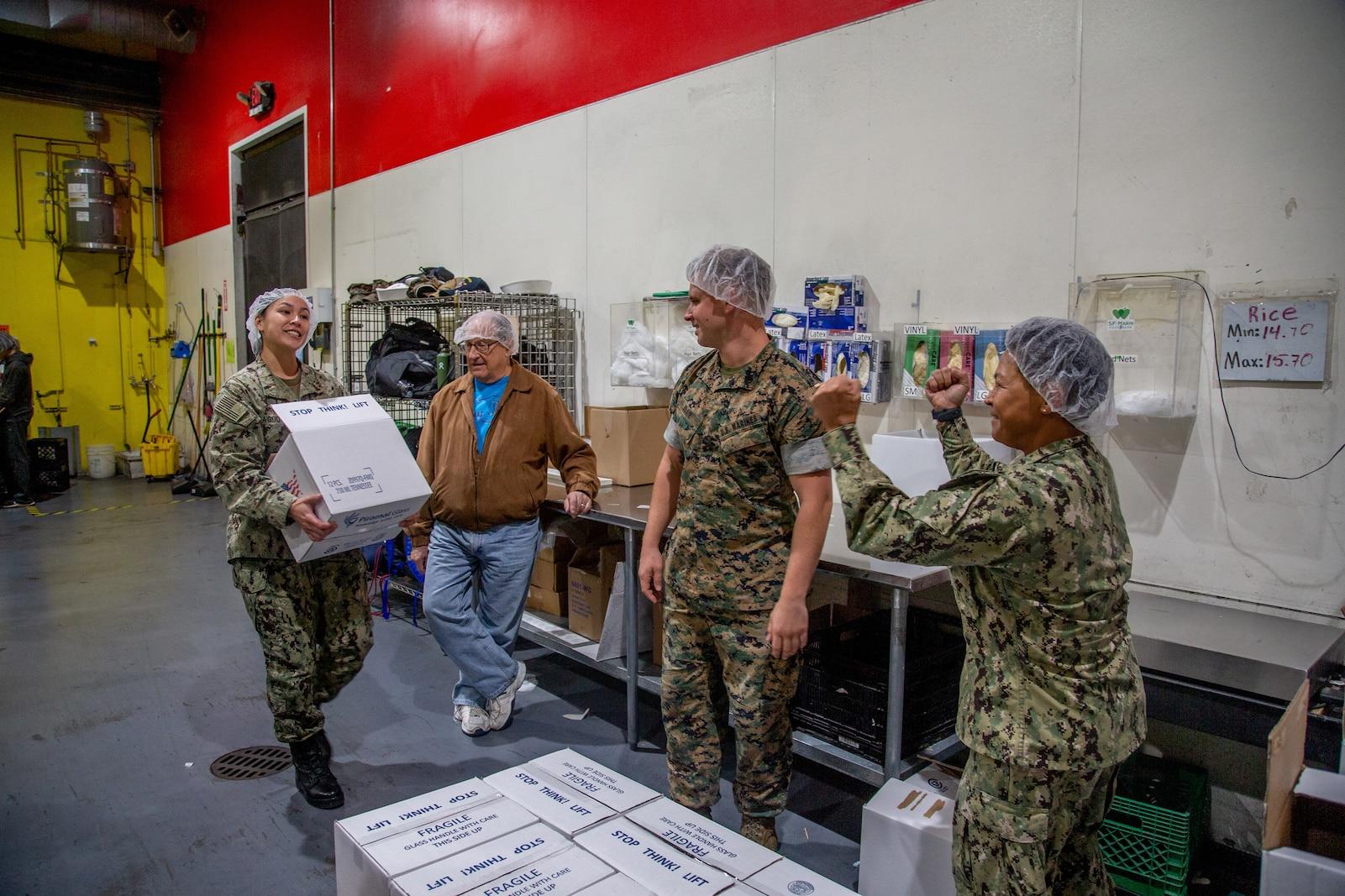 Photos of Marines at Fleet Week