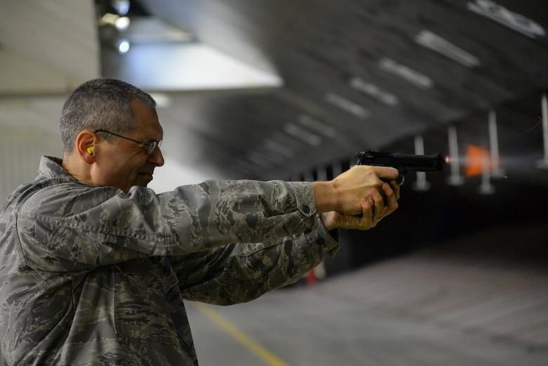 Air National Guard Wing's Leadership experiences Defenders' training
